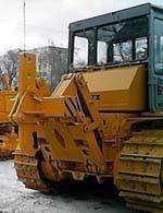 Бульдозер - рыхлитель Б-10 М.0111-ЕН