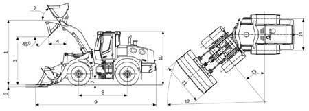 Погрузчик ПК-65